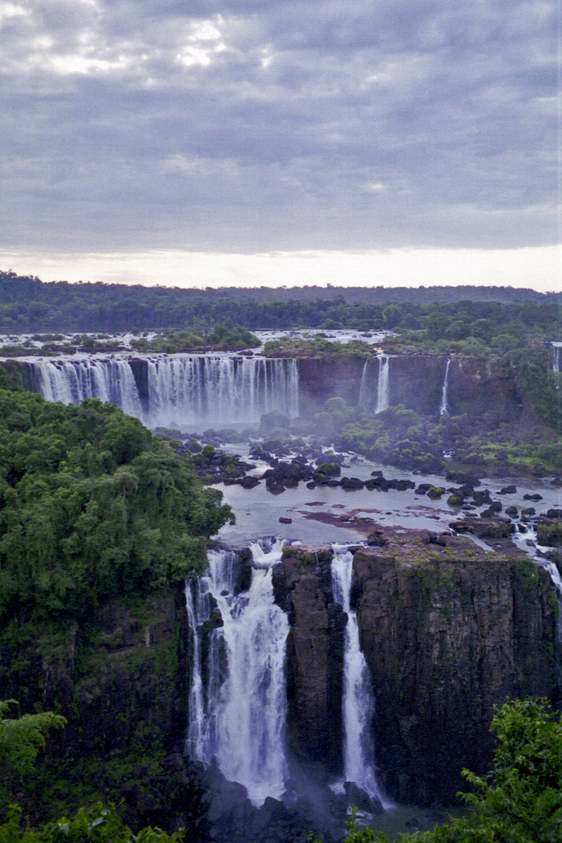 Foz do Iguaçu, Brazil (note: this image is not suitable for large prints)