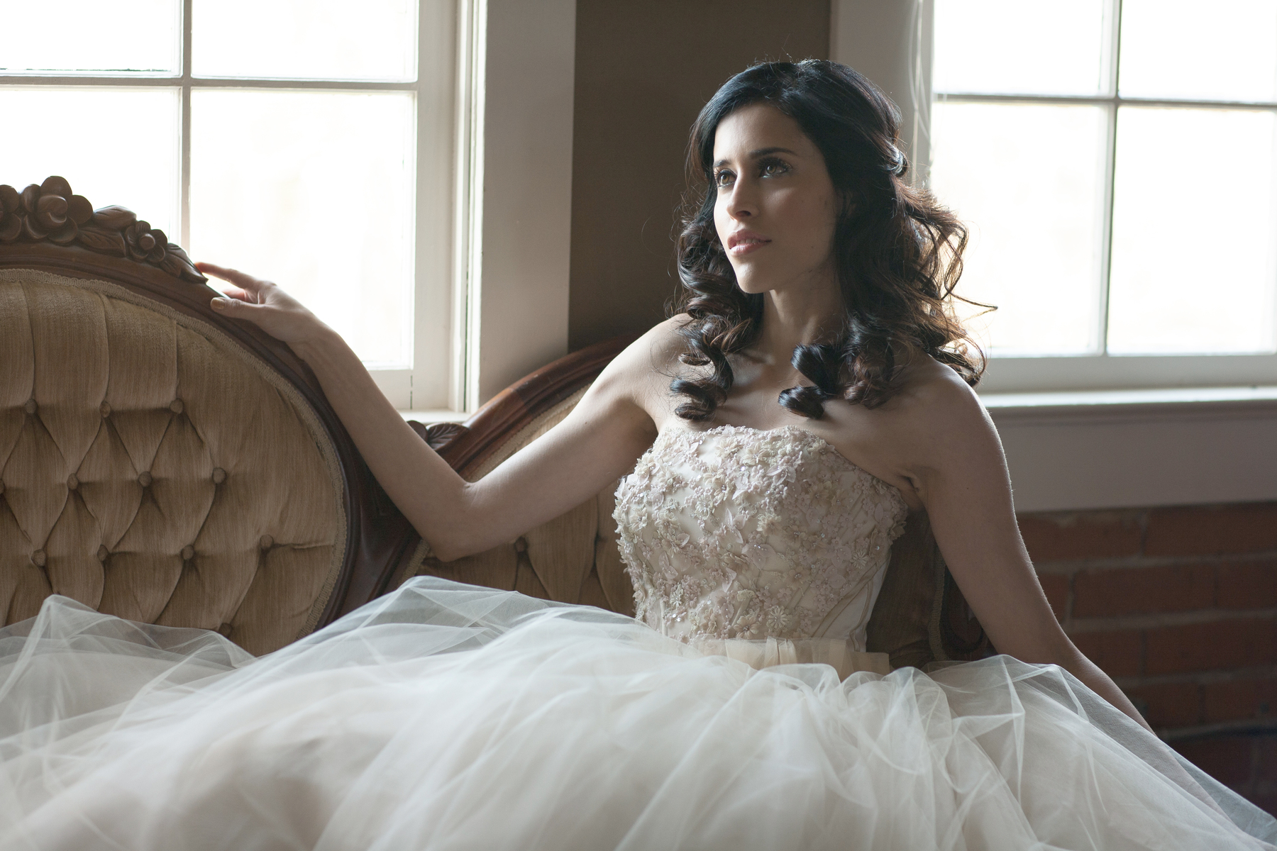 Simply by Tamara Nicole -Wedding Planner <br />Designer: Luly Yang <br />Make up/Hair: Yessie Libby <br />Photography: Aly Medina - La Luz Photography